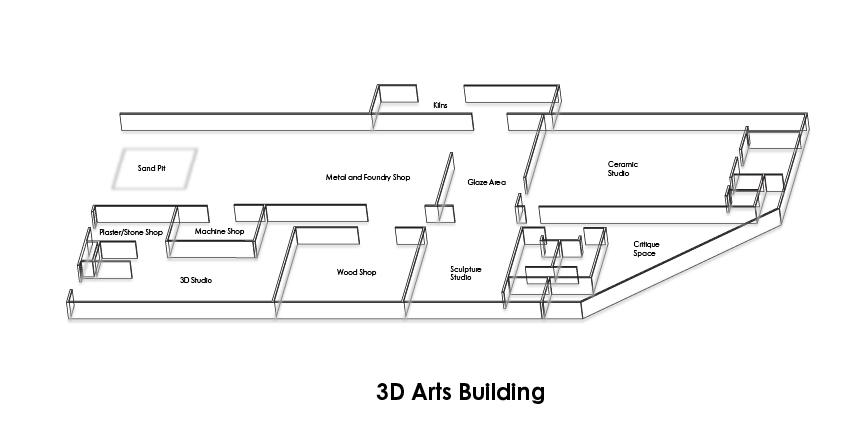 3D Arts Building